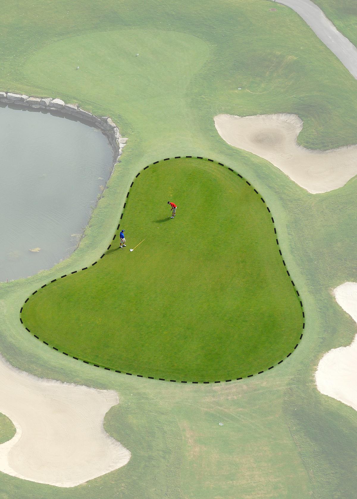 A_Golf_Course_hervorhebung