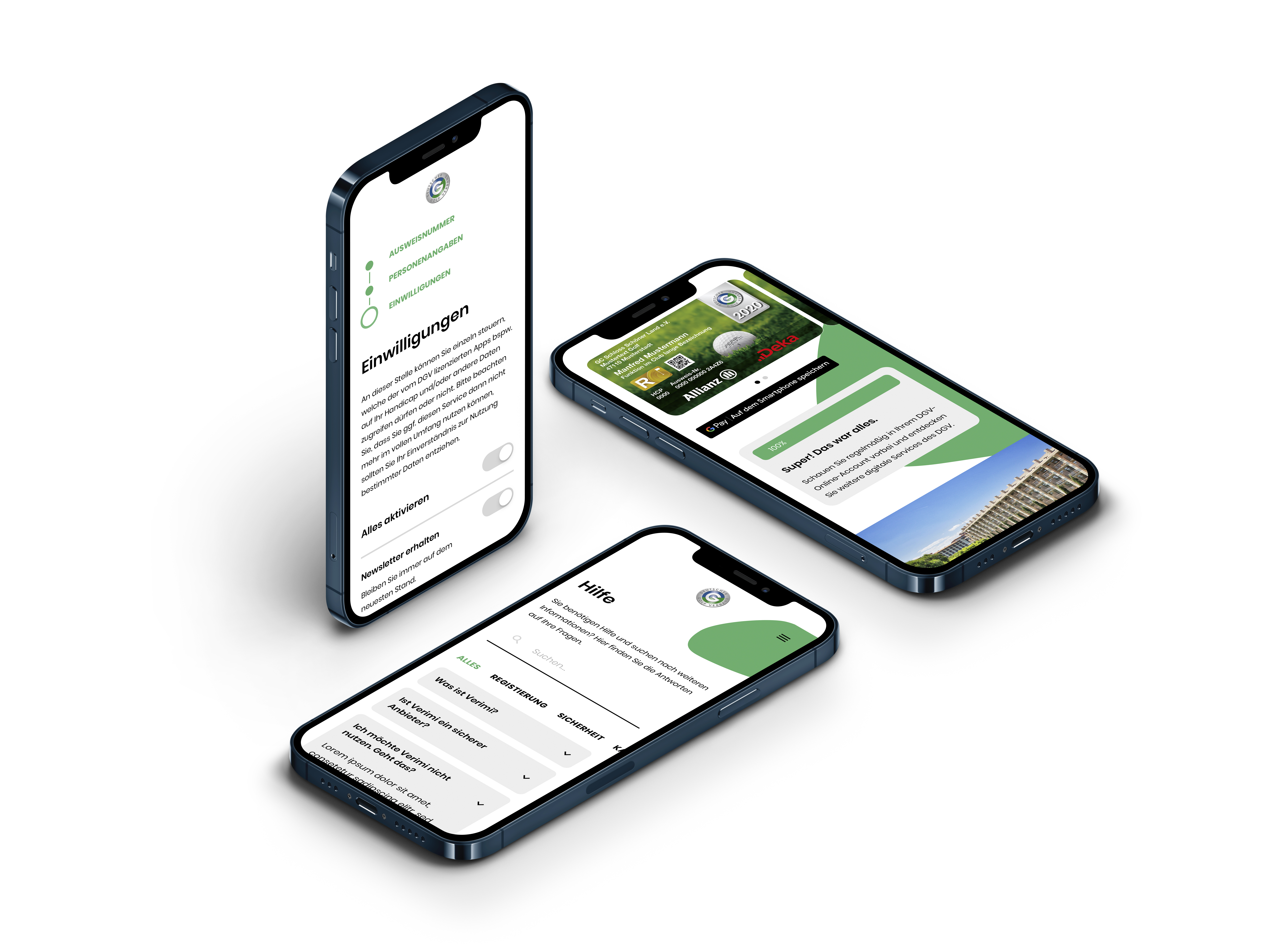 iPhone 12 Pro Mockups by Asylab